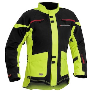 Firstgear TPG Rainier Jacket (Color: Neon Yellow/Black / Size: SM) 933017