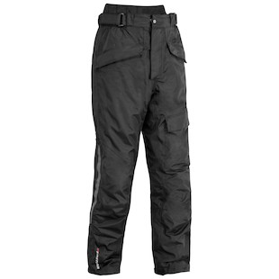 Firstgear HT Overpants (Color: Black / Size: 42 (Tall)) 907435