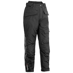 Firstgear HT Women's Overpants (Color: Black / Size: 10) 907443