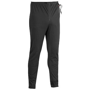 Firstgear Heated Wind Block Pants Liner (Color: Black / Size: 3XL) 907419