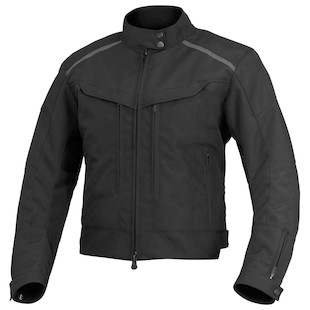 River Road Scout Women's Textile Jacket (Color: Black / Size: 2XL) 932400
