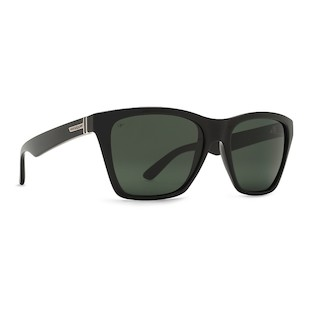 VonZipper Booker Sunglasses (Color: Gloss Black/Grey Polarized) 933374