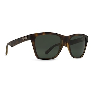 VonZipper Booker Sunglasses (Color: Tortoise Satin) 933371