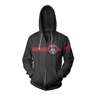 Speed and Strength Speed Shop Hoody (Color: Black / Size: XL) 884779
