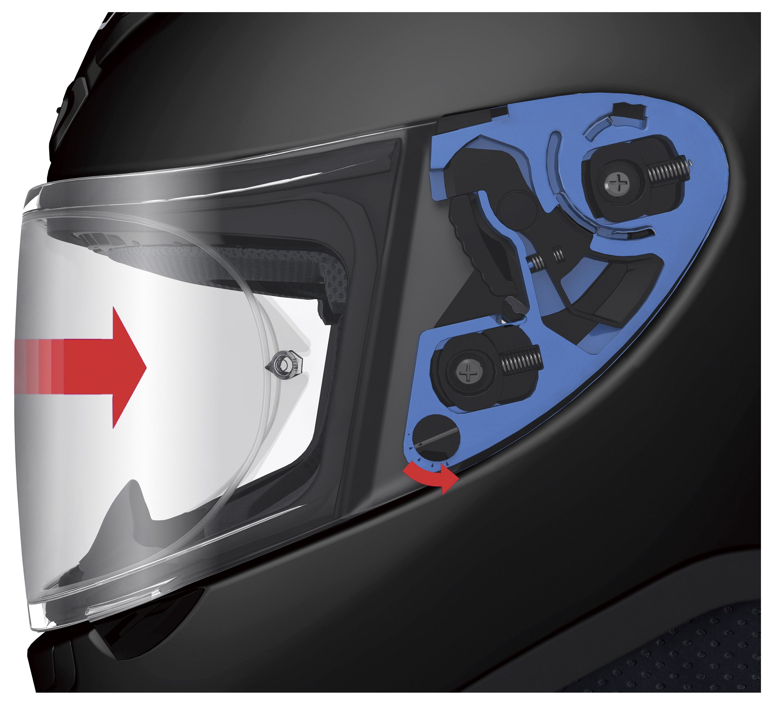 1bbab418 Shoei RF-1200 Helmet - Solid - Cycle Gear