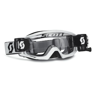 Scott Tyrant Goggles - WFS (Color: White) 877061