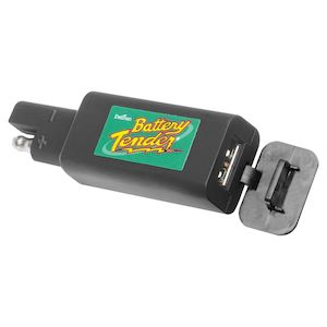 Battery tender cycle gear battery tender usb charger sciox Choice Image
