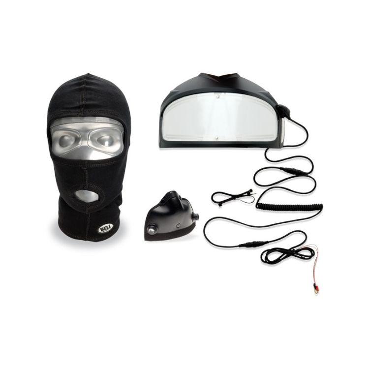 Bell Arrow Electric Face Shield Kit