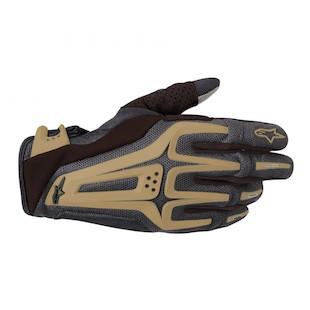 Alpinestars Dual Gloves (Color: Black/Sand / Size: SM) 799163