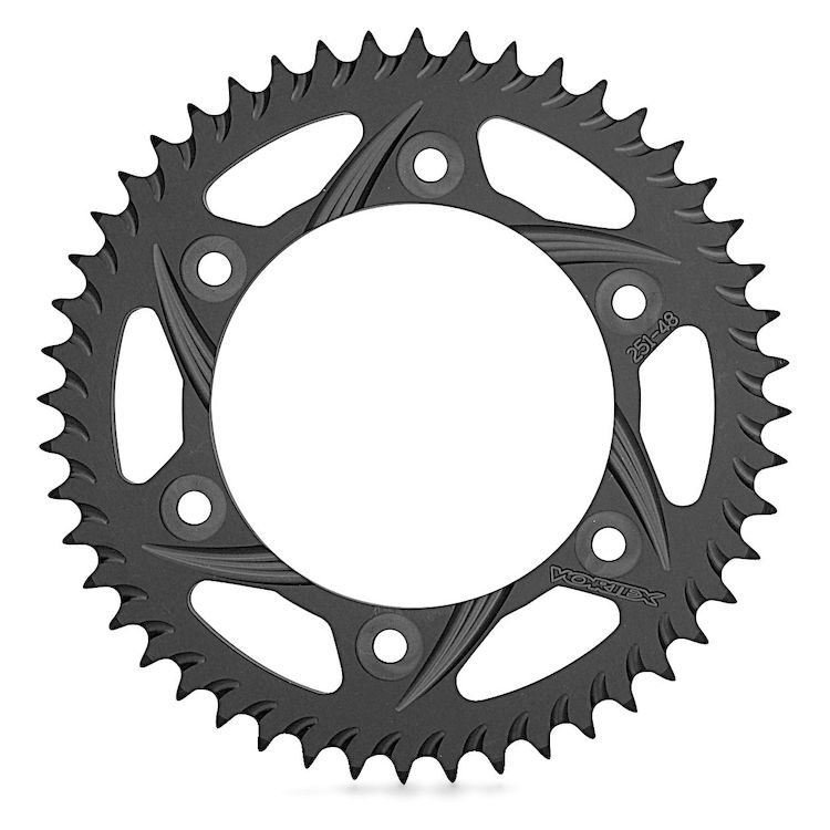 RV3  Black Chain/Black Aluminum Sprocket
