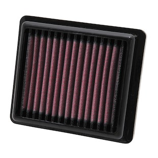 K & N Engineering High Flow Panel Air Filters In Cotton Gauze For Honda Chf50 Ha-0502 405014 261028893