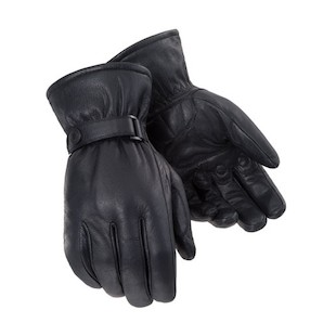 Tour Master Custom Midweight Gloves (Color: Black / Size: XS) 287594