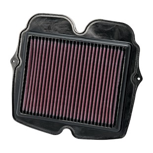 K & N Engineering High Flow Air Filter HA-1110 252620362