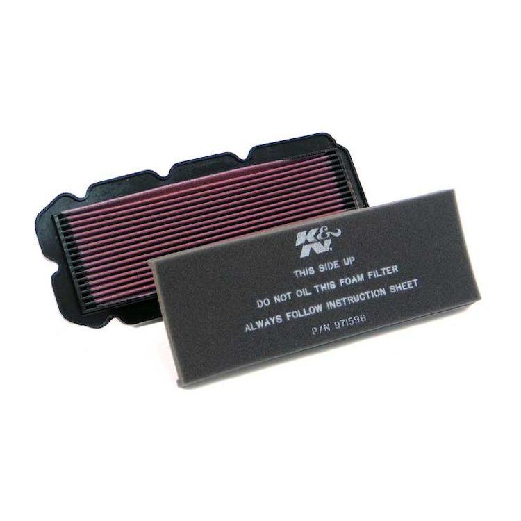 K&N Air Filter HA-1596