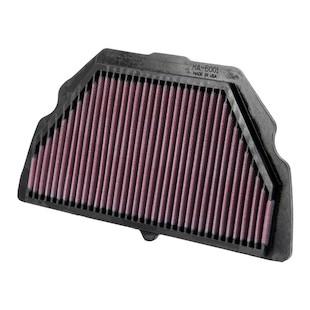 K & N Engineering High Flow Unique Air Filter For Honda Cbr600F F4I Ha-6001 400443 259925232