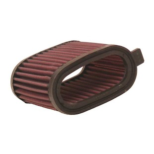 K & N Engineering High Flow Air Filter KA-7587 252621590