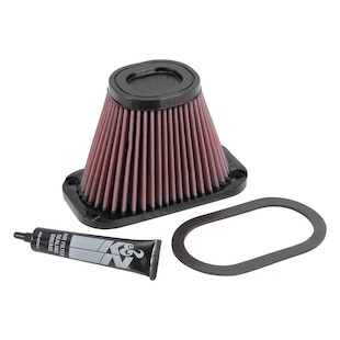 K&N Products Replacement Air Filter- Victory V92C Models 98- 99 - PL-1598 118049