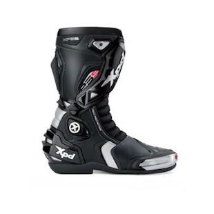 Spidi XP5-S Boots - (Size 41 Only) (Color: Black / Size: E41/US7.5) 937741