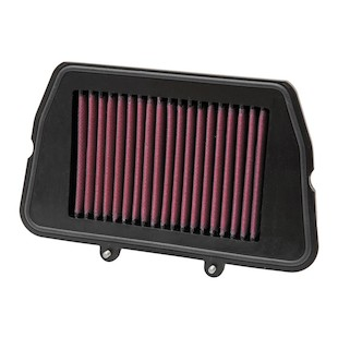 K & N Engineering High Flow Panel Air Filter For Triumph Tiger 800 Tb-8011 408012 259924372