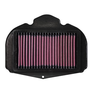 K & N Engineering High Flow Air Filter YA-1210 252620426
