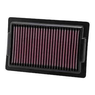 K&N Air Filter YA-1709 857818