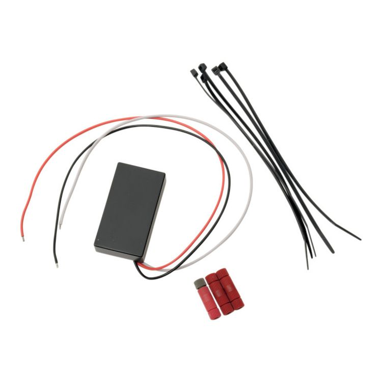 custom dynamics universal magic strobe brake light modulator