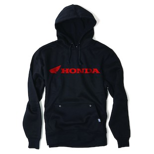 Factory Effex Honda Horizontal Hoody (Color: Black / Size: XL) 937045