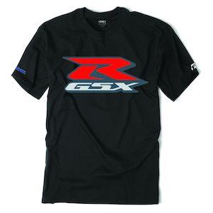 Factory Effex 16-88402 Suzuki GSXR Bike T-Shirt Black, Large