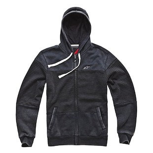 Alpinestars Camino Hoody (Color: Black / Size: MD) 914991