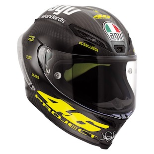 AGV Pista GP Helmet [Size 2XL Only] (Color: Carbon Fiber / Size: 2XL) 893348