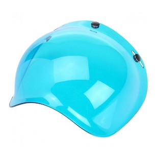 Biltwell Bubble Shield (Color: Blue) 938300