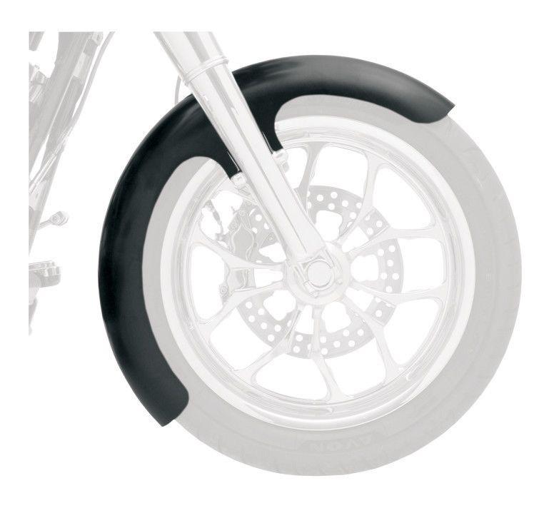 Klock Werks Wrapper Tire Hugger Series Front Fender For Harley