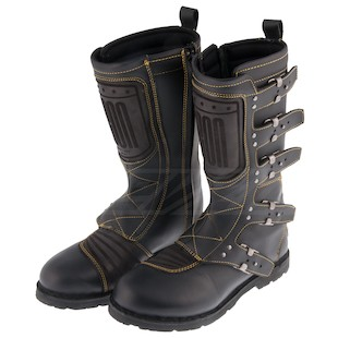 Icon 1000 Elsinore Boots (Color: Black / Size: 10) 822582