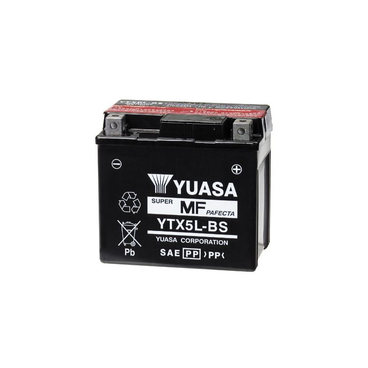Yuasa YTX5L-BS AGM Battery