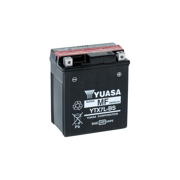 Yuasa YTX7L-BS AGM Battery