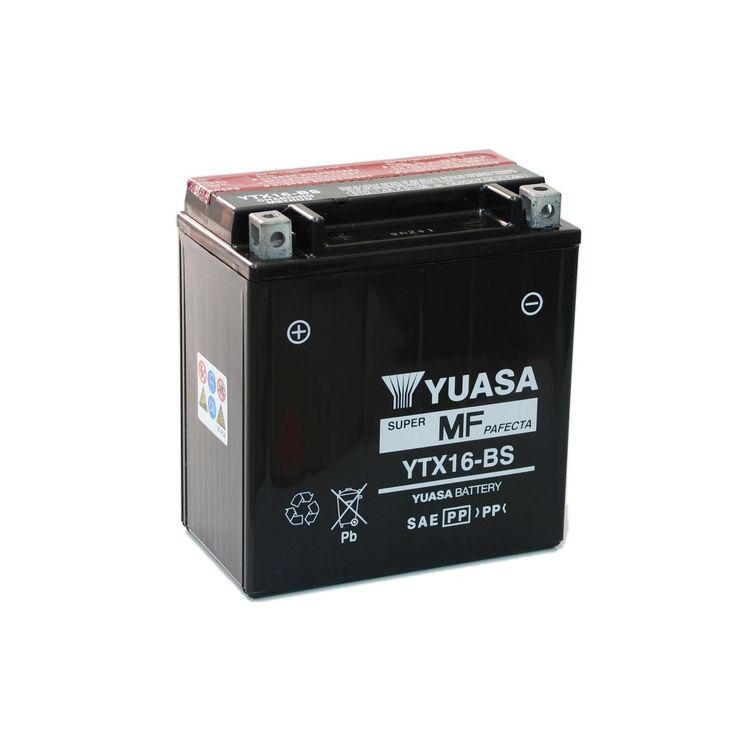 Yuasa YTX16-BS AGM Battery