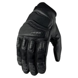 Icon Super Duty 2 Gloves (Color: Black / Size: SM) 604306