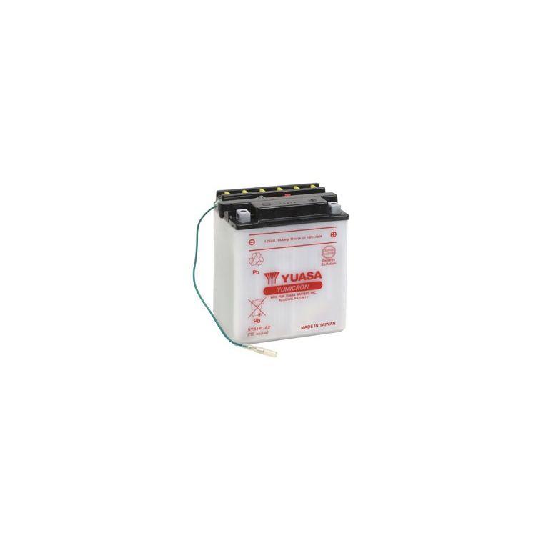 Yuasa SYB14L-A2 Yumicron Conventional Battery
