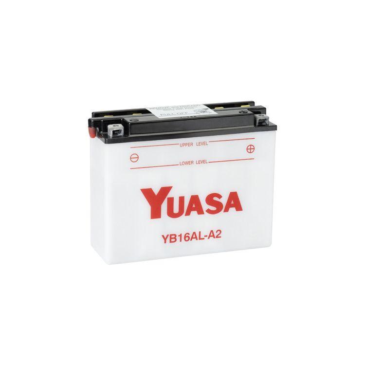 Yuasa YB16AL-A2 Yumicron Conventional Battery