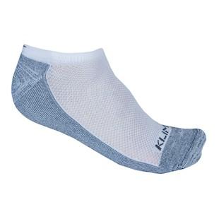 Klim No Show Socks (Color: White / Size: SM (4-6)) 893455