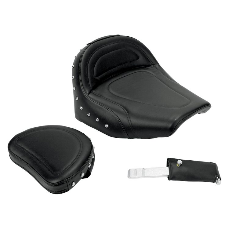 Solo Seat/Driver Backrest/Studded