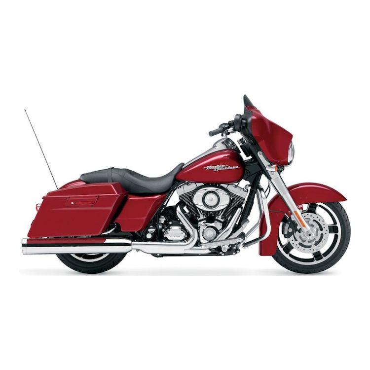 """Cobra 4"""" Slip-On Muffler For Harley Street Glide / Road Glide 2010"""
