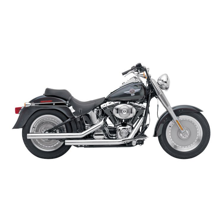 Cobra Dragsters Exhaust For Harley Softail 1986-2006