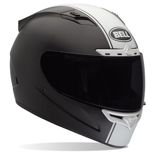 Bell Vortex Rally Helmet (Color: Matte Black/White / Size: XS) 939919