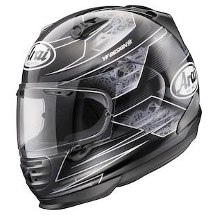 Arai Defiant Chronus Helmet (Size 2XS Only) (Color: Black / Size: 2XS) 939740
