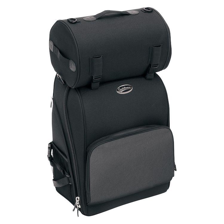 Saddlemen S2600 Deluxe Sissy Bar Bag