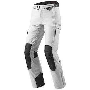 REV'IT! Sand Women's Pants (Color: Silver/Black / Size: 36 (Tall)) 940604