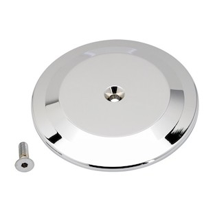 Joker Machine Smooth Air Cleaner Insert For Harley Twin Cam 1999-2015 (Finish: Chrome) 941627