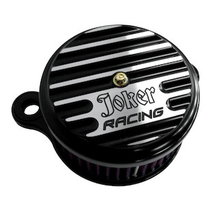 Joker Machine Racing Air Cleaner For Harley Twin Cam 2007-2017 (Finish: Black Anodized) 941495