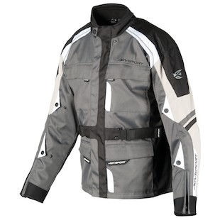 AGV Sport Torino Jacket (Color: Grey/Black / Size: 2XL) 942220